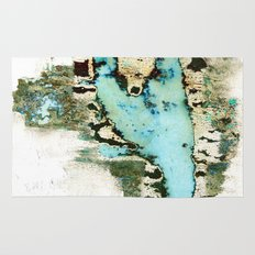 Down by the river Rug