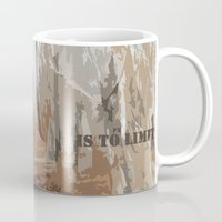 sayings Mugs featuring Oscar Wilde #6 To define is to limit by bravo la fourmi