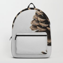 pine cone Backpack