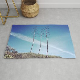 San Clemente Trees Rug