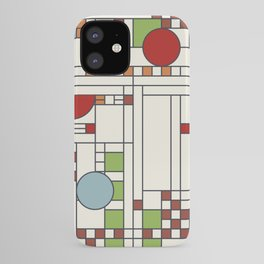 Stained glass pattern S02 iPhone Case