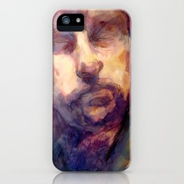Severed Head iPhone Case