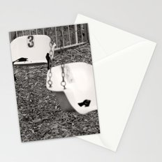 Swing # 3 Stationery Cards
