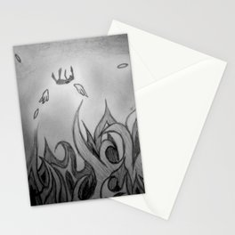 Fallen to Fire Stationery Cards