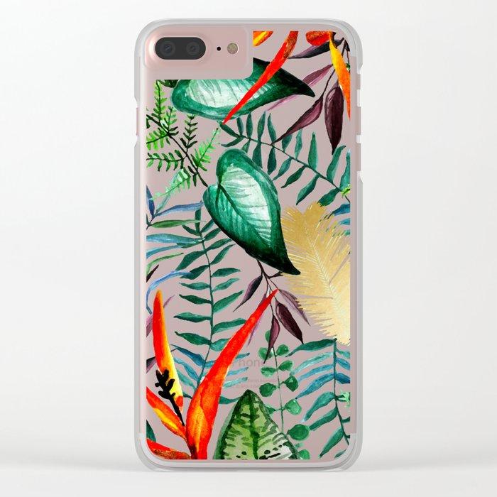 Paradise #society6 #decor #buyart Clear iPhone Case
