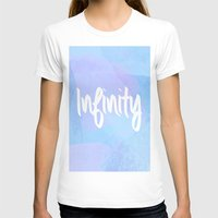 water colour T-shirts featuring Water Colour Infinity  by Ladsandstuff