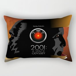 2001 - A space odyssey Rectangular Pillow