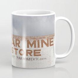 Star Mine Store Drumheller Coffee Mug