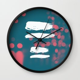 equal Wall Clock