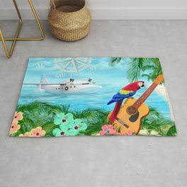 Tropical Travels Rug