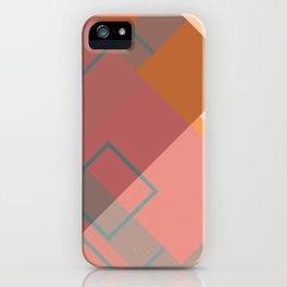 Screens Blush 03 iPhone Case