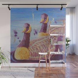 Sweet Complicité | Douce complicité Wall Mural