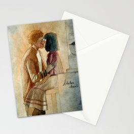 At home Stationery Cards