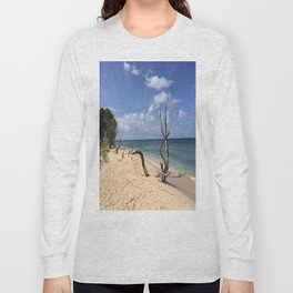 Natural Beach Art Long Sleeve T-shirt