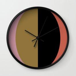 Mod Abstract II Wall Clock