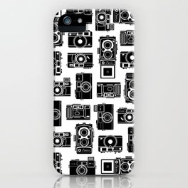 Yashica bundle Camera iPhone Case