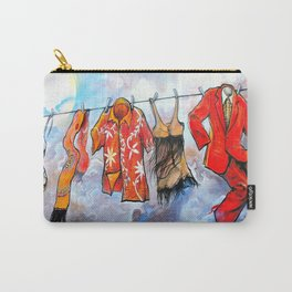 Taken to the Cleaners  Carry-All Pouch