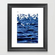 Slick Framed Art Print
