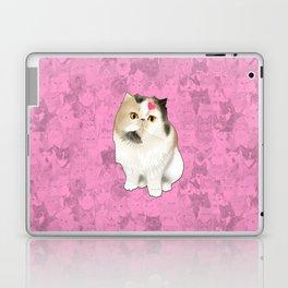 Cherry_the_flat_face_princess Laptop & iPad Skin