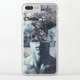 Blew My Mind Clear iPhone Case