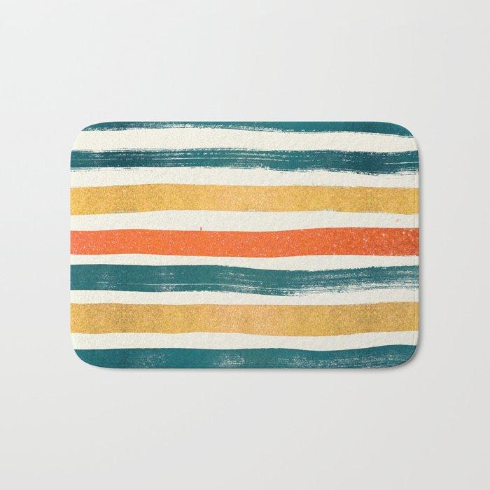 Into The Ocean Bath Mat