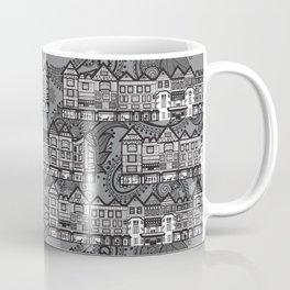 Liberty store. London Coffee Mug