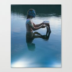 The Son of Cups Canvas Print