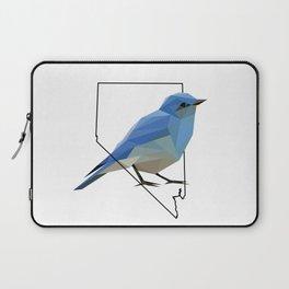 Nevada – Mountain Bluebird Laptop Sleeve