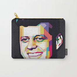 John F. Kennedy Carry-All Pouch