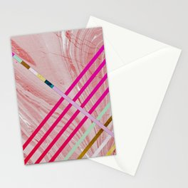 moderne 5 Stationery Cards