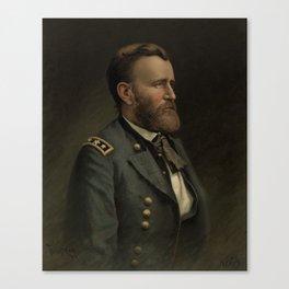 General Grant - American Civil War Canvas Print