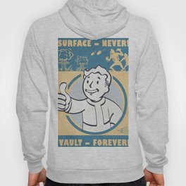 Fallout ADS Poster Hoody