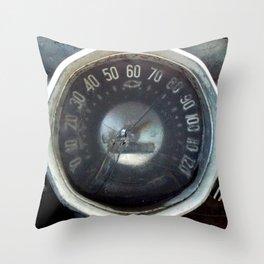 Bel Air Gauges Throw Pillow