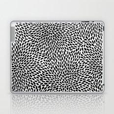 NO QUIETUDE B&W Laptop & iPad Skin