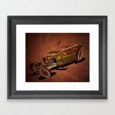 Snotty Framed Art Print