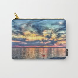 Wine & Sunsets Carry-All Pouch