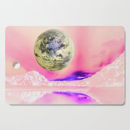 Do You Think There Is Intelligent Life On Earth? Cutting Board