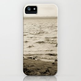 Muddy Water iPhone Case