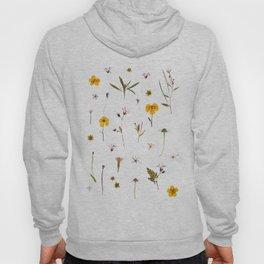 Wild flower meadow Hoody