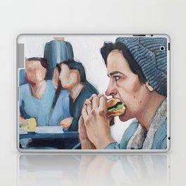 Jughead Jones Eats a Burger - Riverdale Laptop & iPad Skin