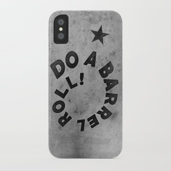 STARFOX - DO A BARREL ROLL! iPhone Case