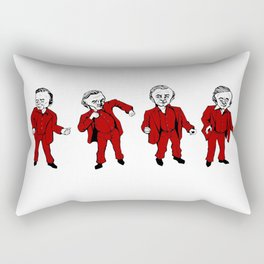 The man from another place Rectangular Pillow
