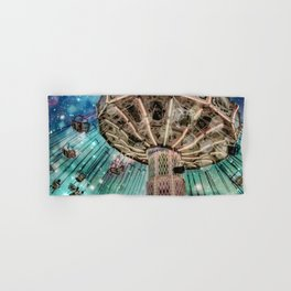 Dip Your Toes In the Stars Hand & Bath Towel