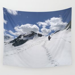 Aiming high Wall Tapestry