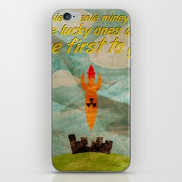 The Lucky Ones iPhone Skin
