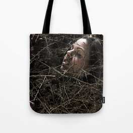 Birthing Pisces Tote Bag
