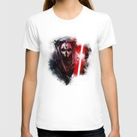 darth T-shirts featuring Darth Nihilus by Vincent Vernacatola