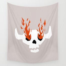 I see fire Wall Tapestry