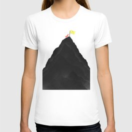 Man & Nature - To The Top T-shirt