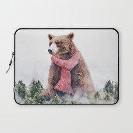 Cold Bear Laptop Sleeve